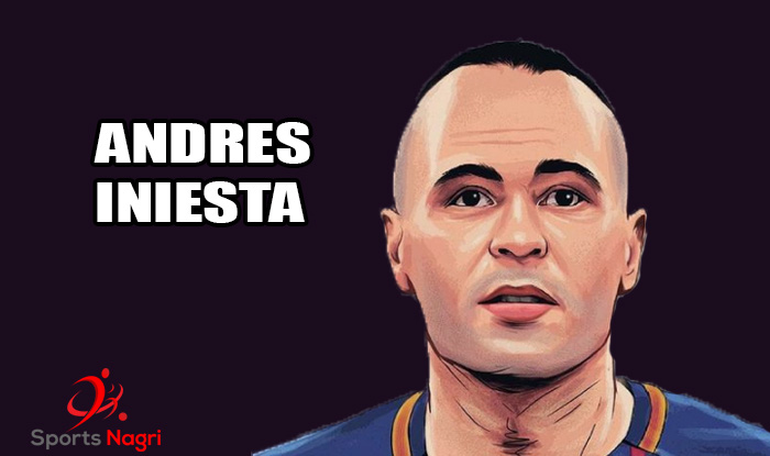 Andres Iniesta Net Worth