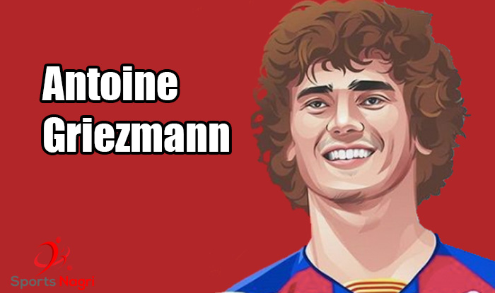 Antoine Griezmann Net Worth
