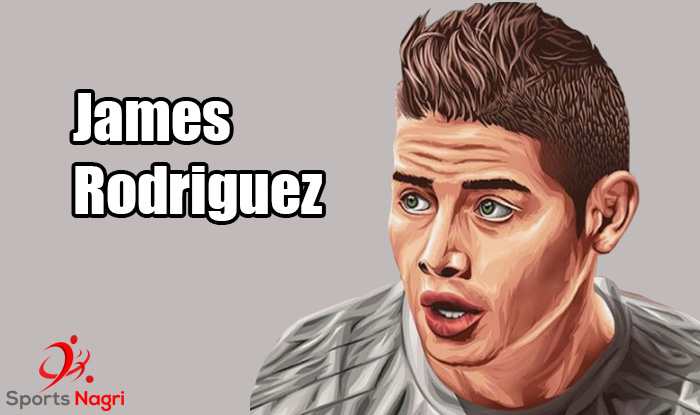 James Rodriguez Net Worth