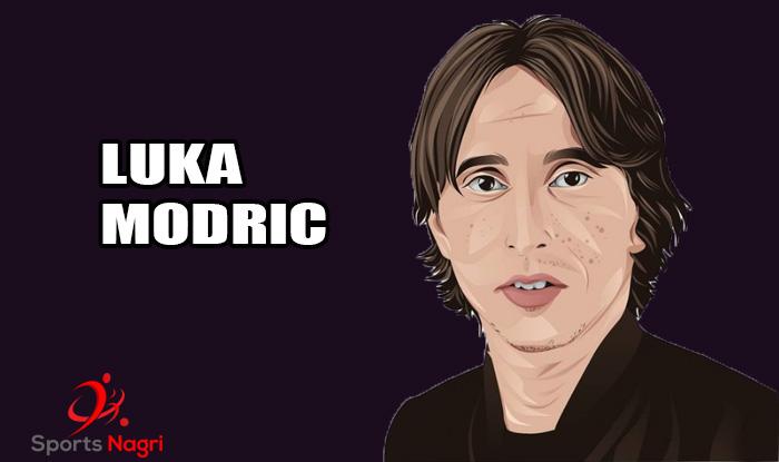 Luka Modric Net Worth