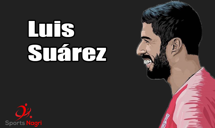 Luis Suarez Net Worth