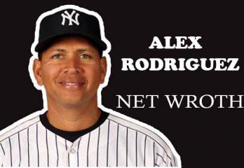 Alex Rodriguez Net worth