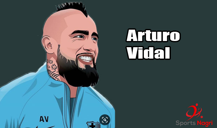 Arturo Vidal Net Worth