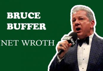 Bruce Buffer Net Worth