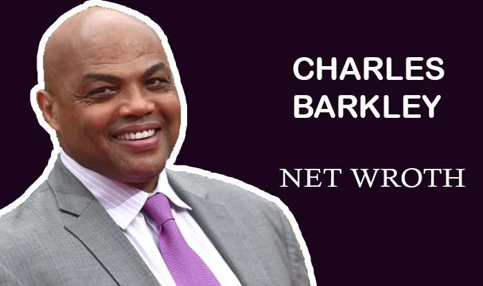 Charles Barkley Net Worth
