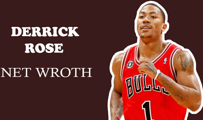 Derrick RoseNet Worth
