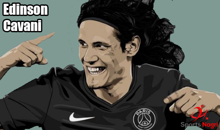 Edinson Cavani Net Worth