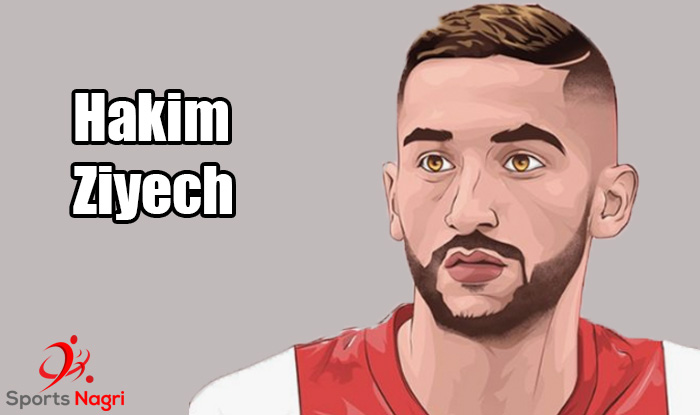Hakim Ziyech Net Worth