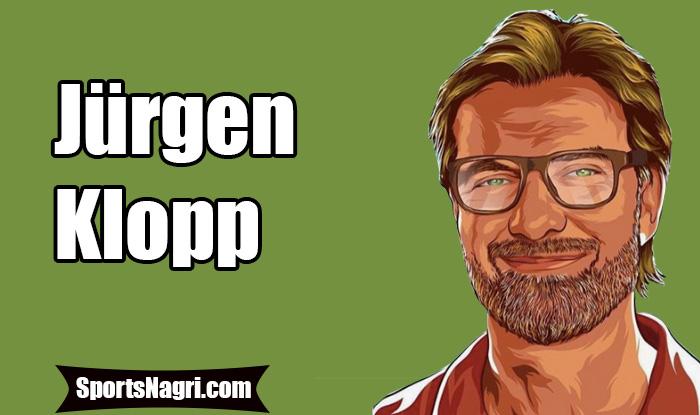 Jurgen Klopp Net Worth