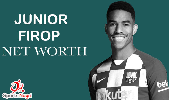 Junior Firpo Net Worth