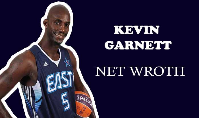 Kevin Garnett Net Worth