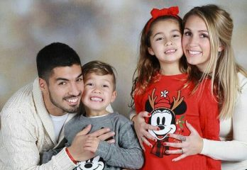 Luis Suarez Wife: Who Is Sofia Balbi?