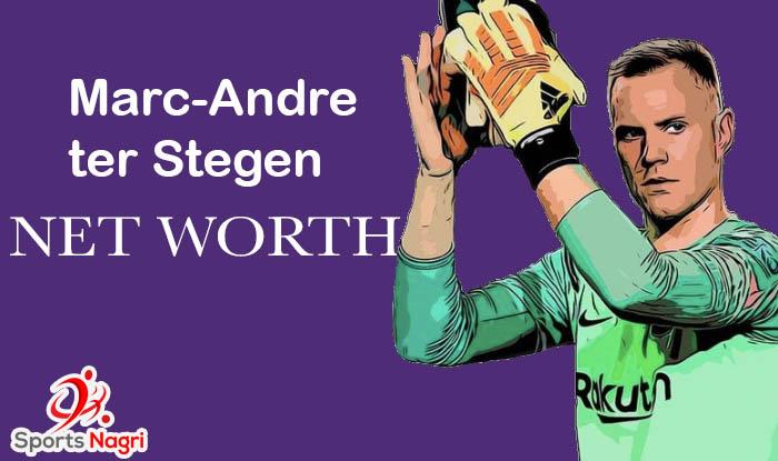 Marc Andre ter Stegen Net Worth