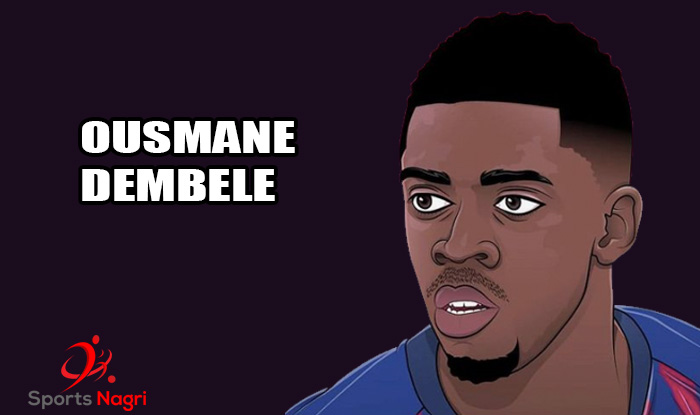 Ousmane Dembele Net Worth
