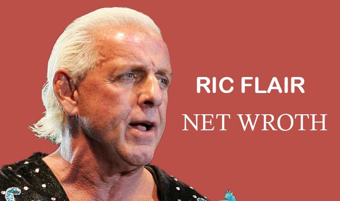 Ric FlairNet Worth