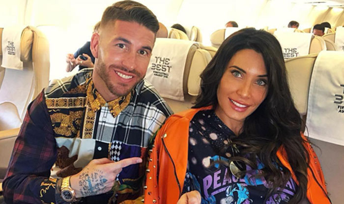 Sergio Ramos Wife