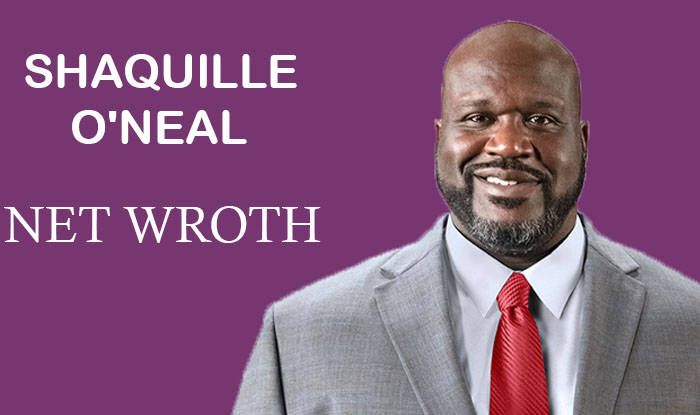 Shaquille O'neal Net Worth, shaquille o neal net worth