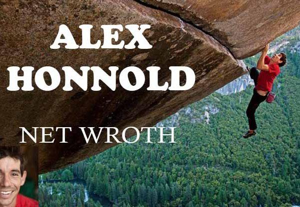 Alex Honnold Net Worth