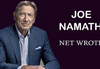 Joe Namath Net Worth