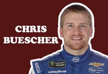 Chris Buescher Age, Height, Wife, Net Worth & More