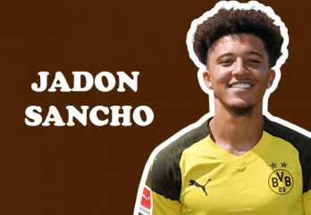 Jadon Sancho Age, Height, Wife, Net Worth, Family & More