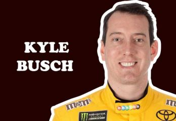 Kyle Busch Age, Height, Wife, Net Worth, Records & More