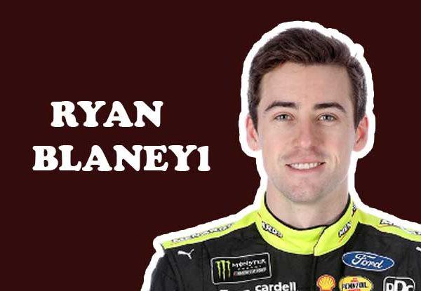 Ryan Blaney Age, Height, Girlfriend, Net Worth & More
