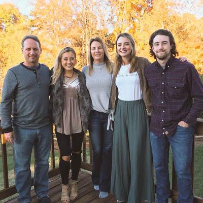 Ryan Blaney family