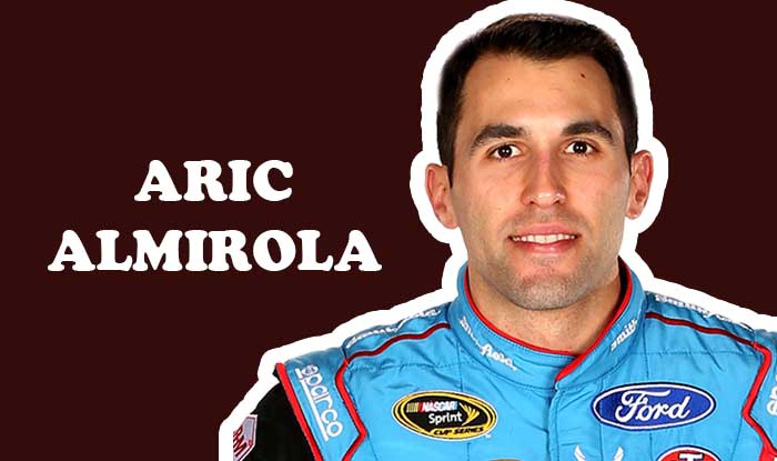 Aric Almirola Age, Height, Wife, Net Worth & More