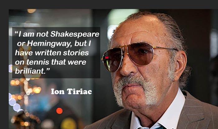 Ion Tiriac - Richest Athletes in the world