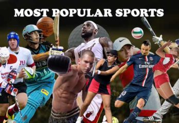 Top 10 Most Popular Sports In The World - Famous Sports