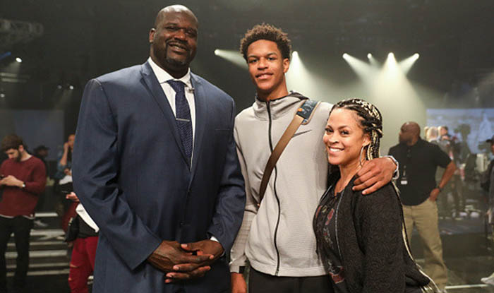 Shaq O'neal Wife - Who is Shaquille O'neal's New Girlfriend Annie Ilonzeh?