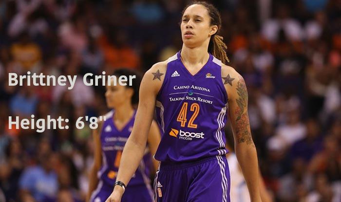 tallest women in basketball