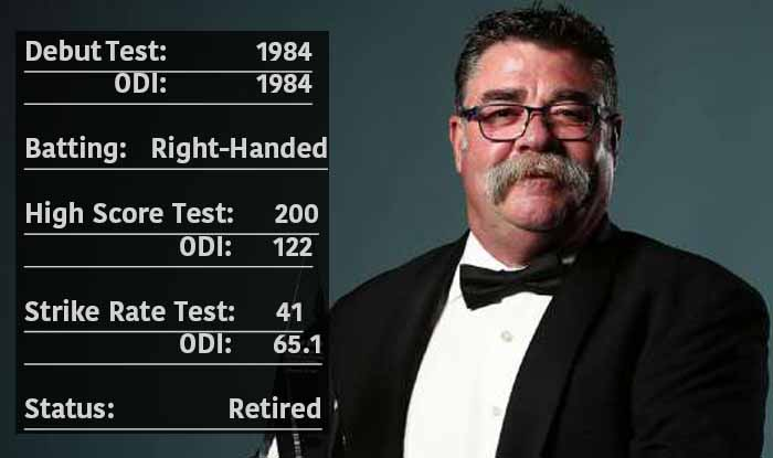 David Boon - Australian cricketer