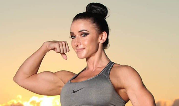 Erica Cordie - Female bodybuilders
