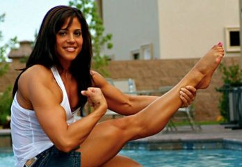 Jennifer Rish - female bodybuilder