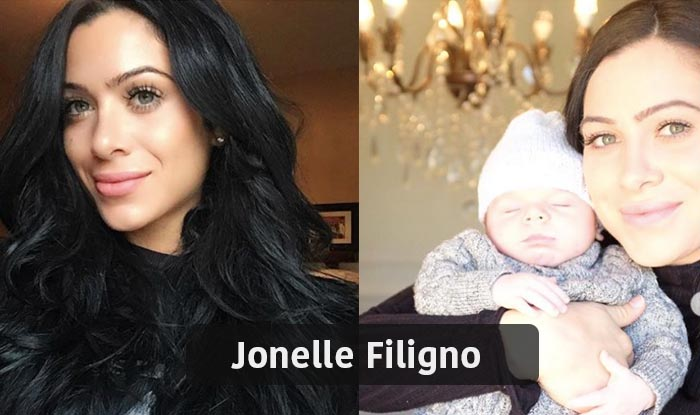 Jonelle Filigno - beautiful female footballer