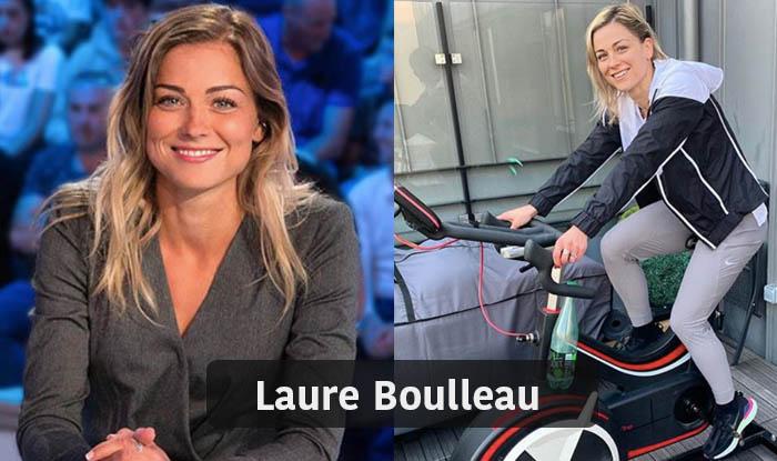 Laure Boulleau - beautiful female footballer
