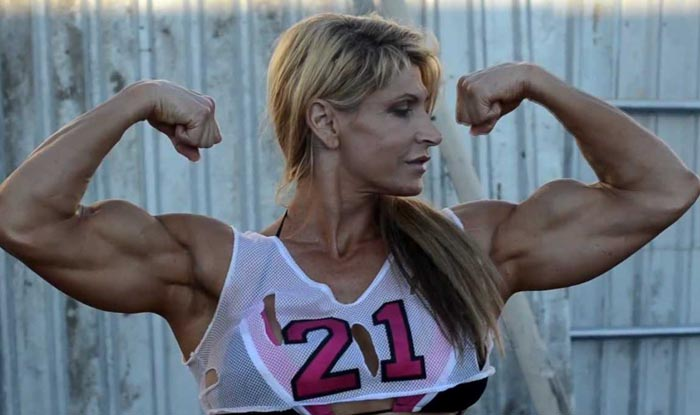 Top 10 Most Beautiful Female Bodybuilders of All Time