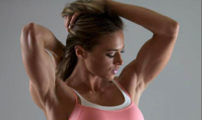 Rachel Cammon - women bodybuilder