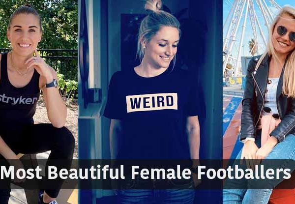 top 10 most attractive female footballers