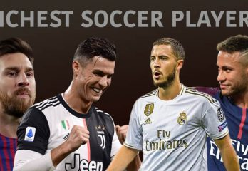 richest soccer players in the world