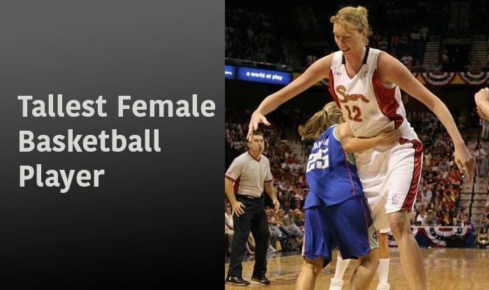 tallest female basketball player ever