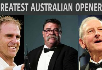 Top 10 Greatest Australian Openers of All Time