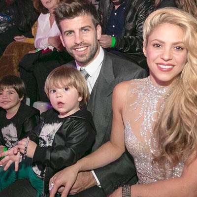 pique wife and children