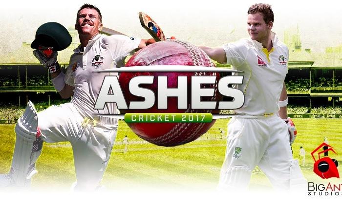 Ashes Cricket (2017)