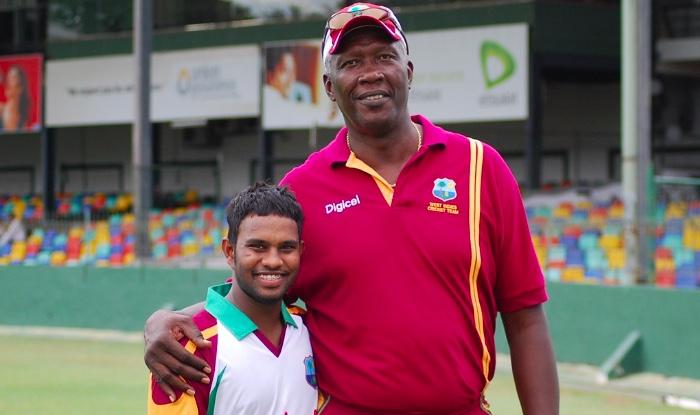 Joel Garner - Tallest west indian cricketer