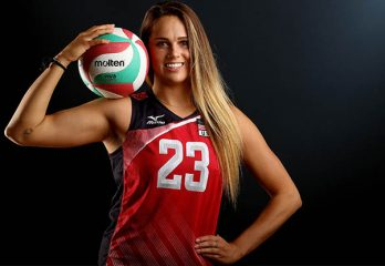 Top 10 Most Famous Female Volleyball Players in 2021