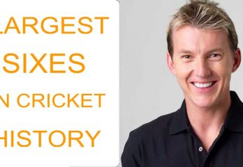 Top 10 Biggest Sixes in Cricket History