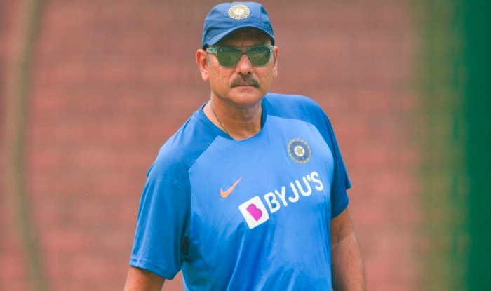 Ravi Shastri - indian cricket coach